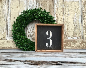 3   Small Rustic Sign   Home Decor   Mantle Sign   Gallery Wall