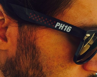 You've Got Your Nice Shades On Ph16 Phish Donuts Sunglasses