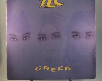 "TLC Creep 12"" Vinyl Single ~ record ~ LP ~ 1994"