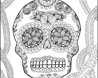 Aztec Designs Coloring Book Pages For Adults Design By Kalakita On Etsy