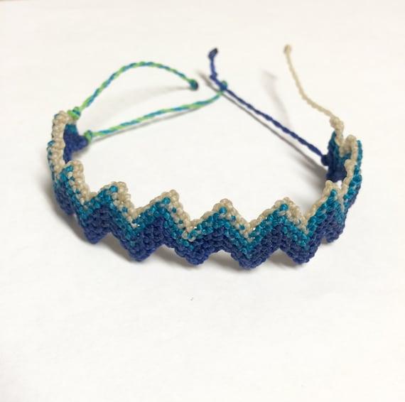 Zig Zag Jewellery: Zig Zag Friendship Bracelet