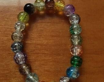 Rainbow Kiddie Bracelet