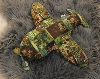 Storyteller Plane Cushion