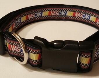 Dog collar, nascar, nascar dog collar, daytona 500, daytona 500 dog collar,