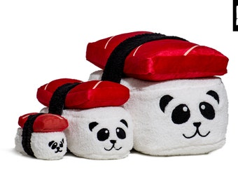 Nigiri Sushi Pillow