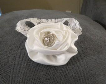 Holy Spirit Infant Baptism Headband