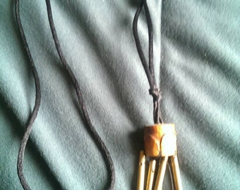 Windchime necklace