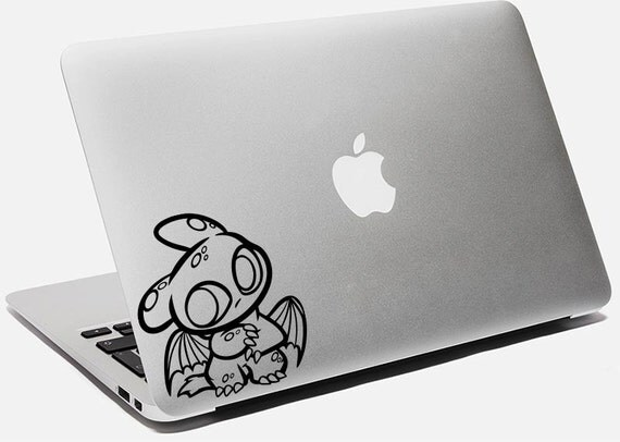 How To Train Your Dragon Decal Toothless Sticker For Laptop