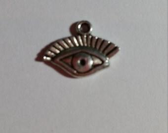 Eye charm