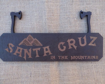 Santa Cruz In The Mountains