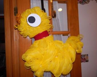 """Munchkin Inspired """"Duck of Doom"""" wreath"""