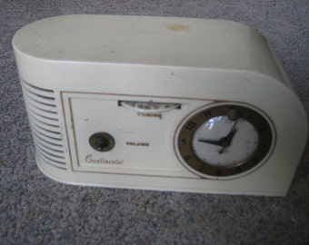 Continental Radio - Model 1600 - DECO - 1948