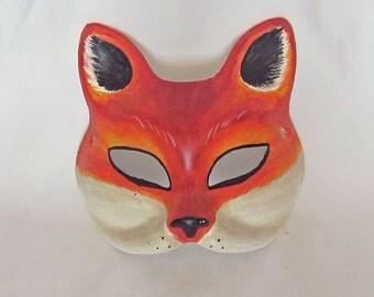 Autumn Fox Mask