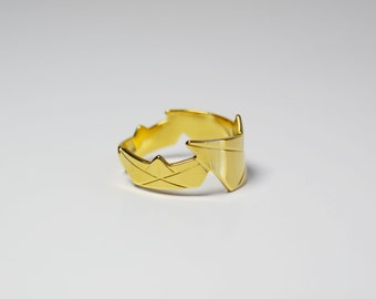 "Ring ""Small boats"""