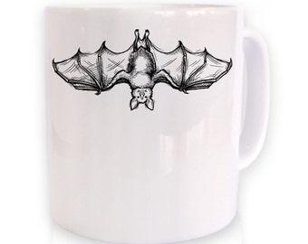 Bat Sketch mug
