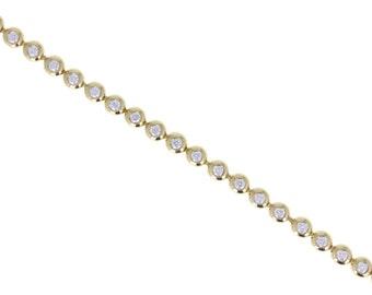 Tiffany & Co. Diamond Line Bracelet