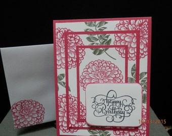Birthday Card Handmade