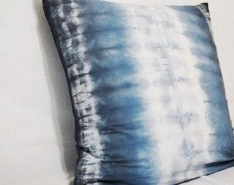 Shibori Pillow Cover