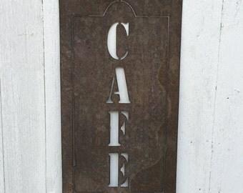 Cafe - Sign