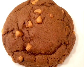 Molasses and Butterscotch Cookies