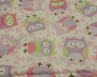 Baby Blanket / Quilt / Wrap / Tummy time mat