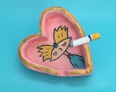 Baked / hey arnold / heart / ashtray