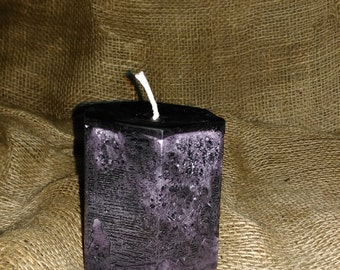 handmade,decorative,scented,square,antique candle