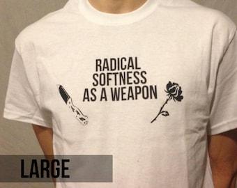 radical softness shirt - SIZE LARGE