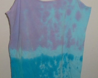 One of a Kind Hand Tie Dyed Camisole