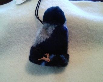 Christmas ornament Toboggan (02)