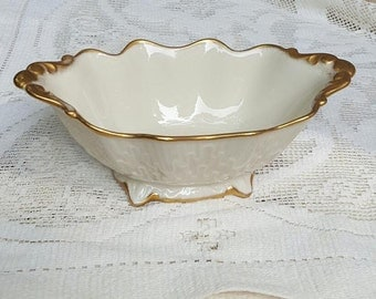 Lenox Candy Dish Cottage Collection