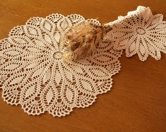 Crochet Doily (two)