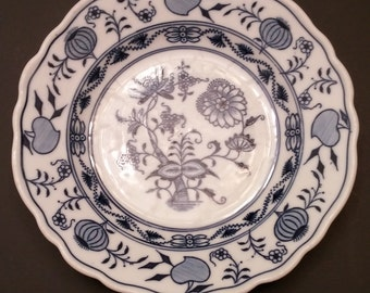 Blue Onion Fruit/Dessert Bowl by Eichwald