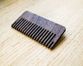 Wooden comb, wood comb, hair comb, comb, beard comb, personalized comb, hair accessories, beard accessories, wooden hair comb, gift for him