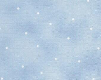 Simpatico Dots - Per yd - Maywood Studio - Soft Blue (B5)
