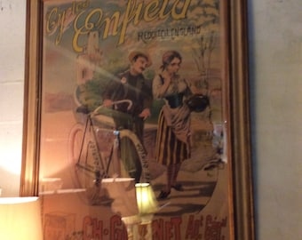 Antique French Poster