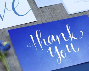 Wedding Thank you card // Circle of Love