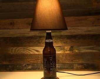 Stone Vertical Epic Beer Lamp