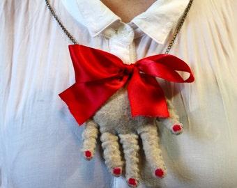 Dollhouse Necklace