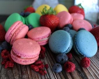 Dozen Assorted Macarons