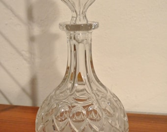 50s Crystal pitcher / decanter