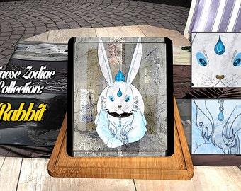 Chinese Zodiac Rabbit