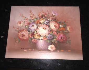 Artwork Original Floral