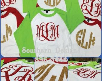 Christmas Sparkle Tee Shirt