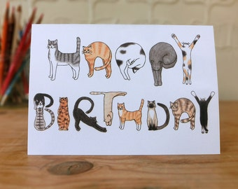 Birthday Cards Etsy