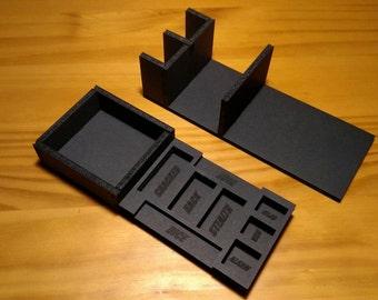 Burgle Bros. Board Game Insert
