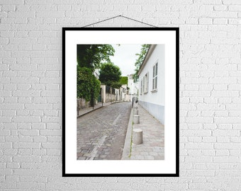 Streets of Paris | Large Scale Photograph | Wall Decor | Europe
