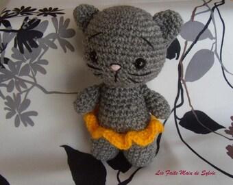 Tutu crochet chat