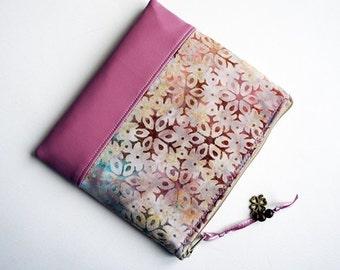 Cosmetic bag, Zipper bag, Small Clutch Purse