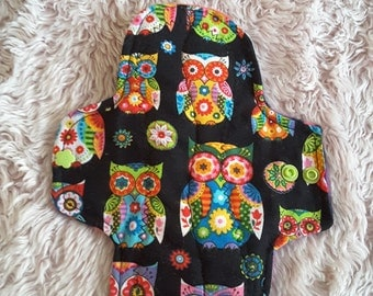 Momma Cloth Reusable Owl Pad  you choose size
